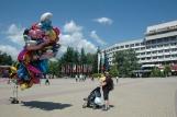Kazan Lak, il centro