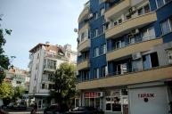 Lazur, edifici post comunismo